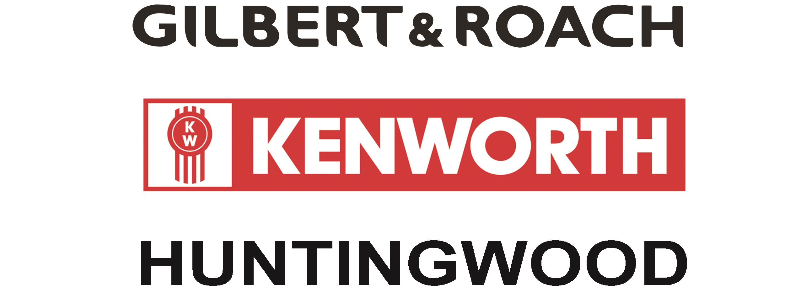 Gilbert & Roach KENWORTH HUNTINGWOOD